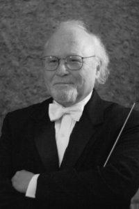 Our 2017 conductor, Dr. Tim Topolewski